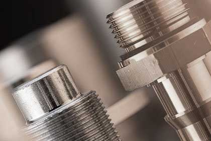 Our broad product line of standard parts and custom-made articles for every application